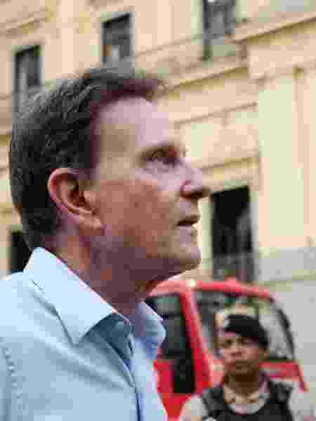 O prefeito do Rio, Marcelo Crivella (PRB) - Diego Maranhão/Estadão Conteúdo