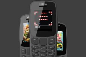 Novo Nokia é ótimo pra quem quer resistência, 21 dias de bateria e cobrinha (Foto: Divulgação)