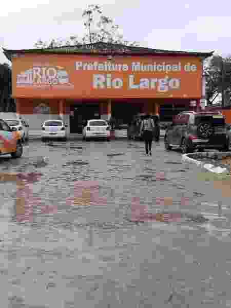 Prefeitura de Rio Largo, em Alagoas - Carlos Madeiro/UOL