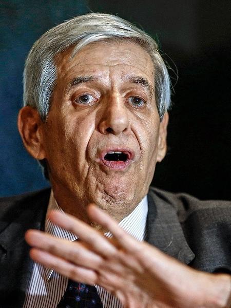 General Augusto Heleno - Dida Sampaio/Estadão Conteúdo