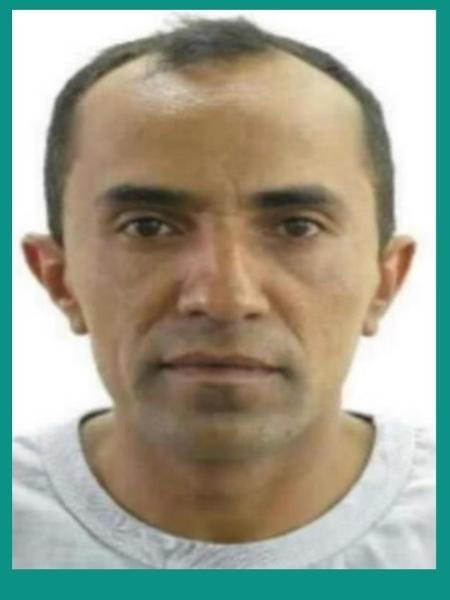 Gilberto Aparecido dos Santos, o Fuminho - Reprodução/Ministério da Justiça