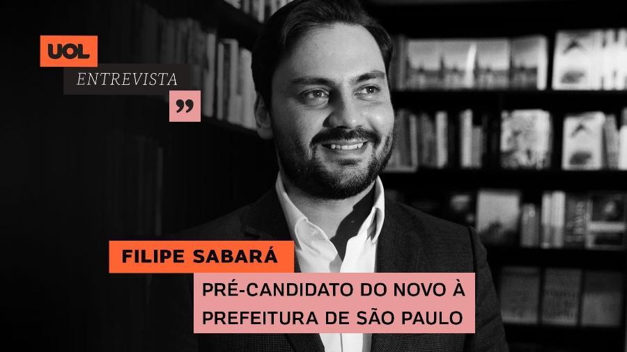 UOL Entrevista com Filipe Sabará (30/07) - Arte/UOL
