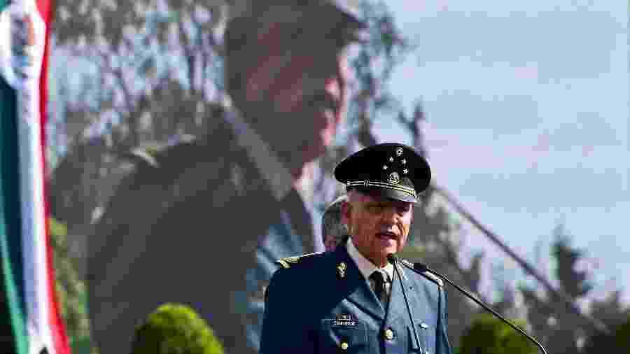 Salvador Cienfuegos, ex-ministro da Defesa do México  - Ronaldo Schemidt/AFP
