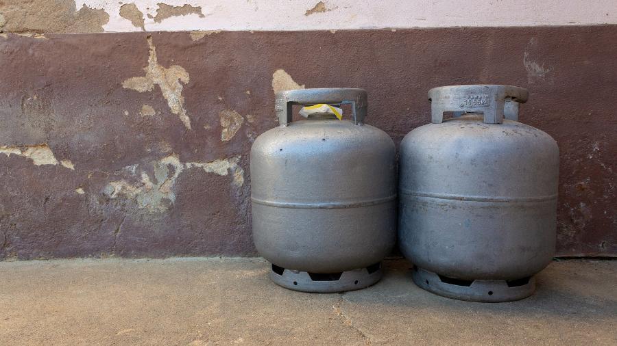 Vale gás distribuirá três parcelas bimestrais no valor de R$ 100 cada - Getty Images/iStockphoto
