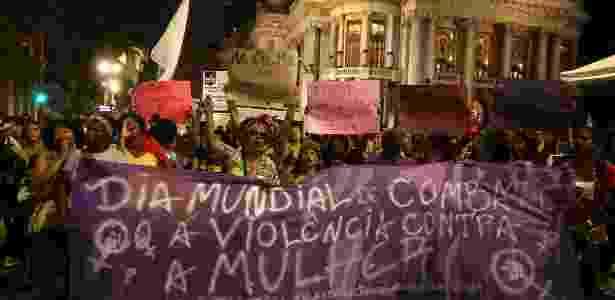 mulheres protesto - Fábio Motta/Estadão Conteúdo - Fábio Motta/Estadão Conteúdo