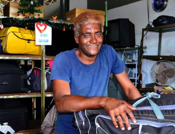 'Meu maior sonho é começar a trabalhar para ter a renda própria', diz Valter Fonseca