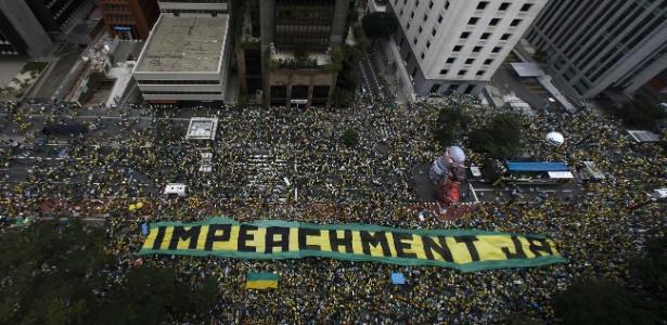 PM restringe acesso à avenida Paulista por excesso de pessoas - Miguel Schincariol/AFP