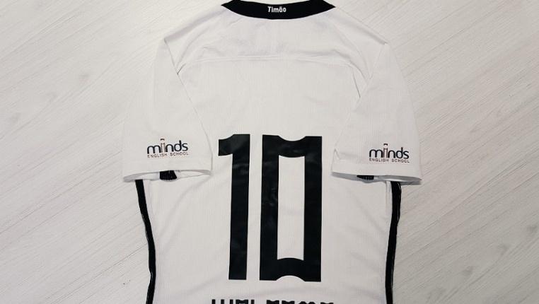 A franquia de Minds Idiomas anunciou, no dia 10 de janeiro de 2017, que será uma das patrocinadoras do Corinthians.