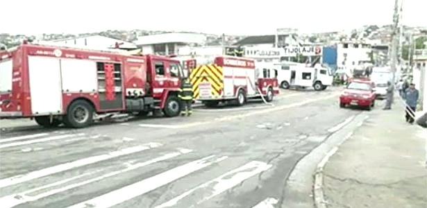 Vazamento de gás foi detectado na avenida Sapopemba no início desta terça-feira (18)
