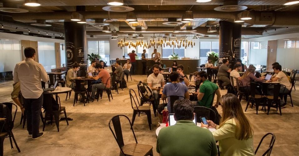 Escritório da Ambev em São Paulo