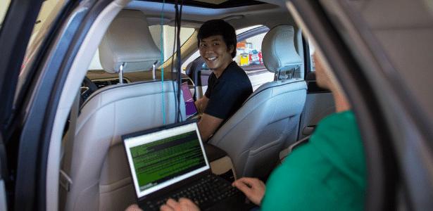 Lyft testa carros autônomos na Califórnia