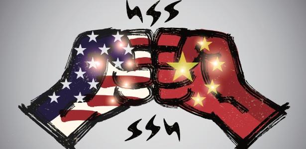Supremacia tecnológica é pano de fundo de embata EUA-China - Getty Images