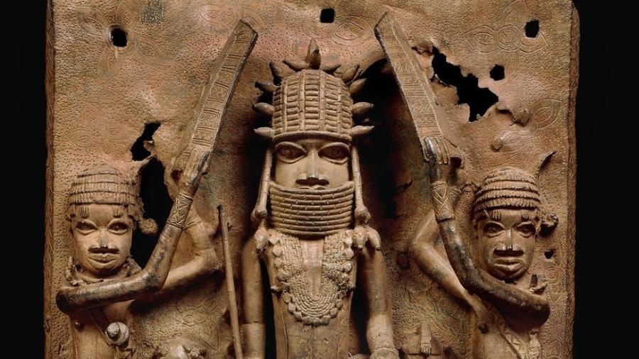 Alguns artefatos de Benin foram devolvidos para a Nigéria a partir de 2014 - British Museum
