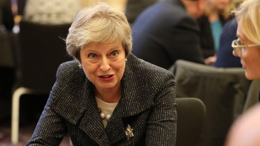 Plano do Brexit proposto por Theresa May será votado em 11 de dezembro no Parlamento britânico - Getty Images