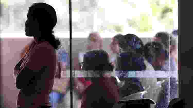 Grupo de 46 migrantes venezuelanos chega a Brasília, onde serão acolhidos e encaminhados às casas de passagem alugadas pela Cáritas - Marcelo Camargo-Agência Brasil - Marcelo Camargo-Agência Brasil