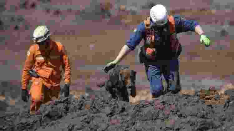 Ainda há quase duas centenas de desaparecidos na tragédia - Mauro Pimentel/AFP/Getty/BBC