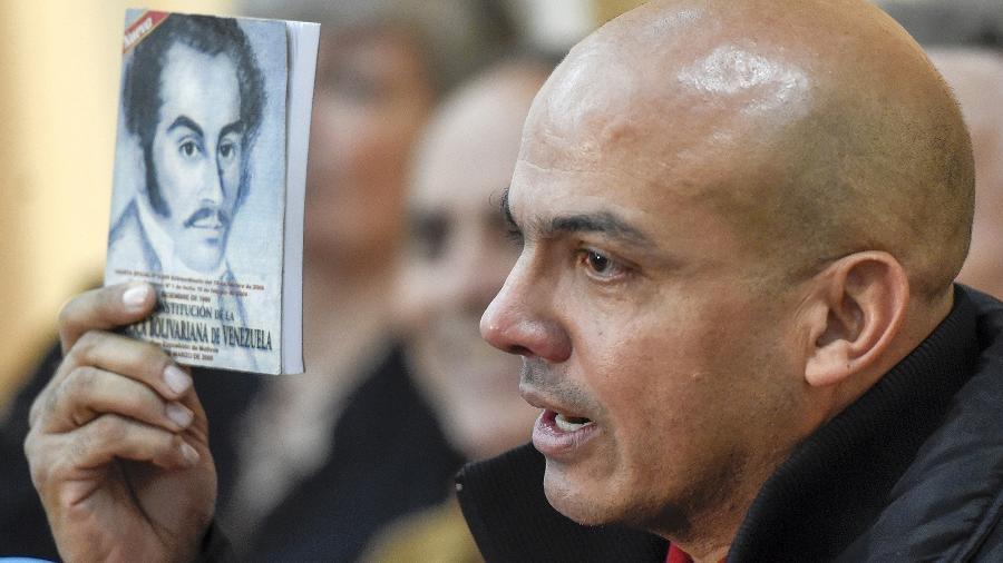7c7e127dfca Maduro usurpa poder e está com dias contados