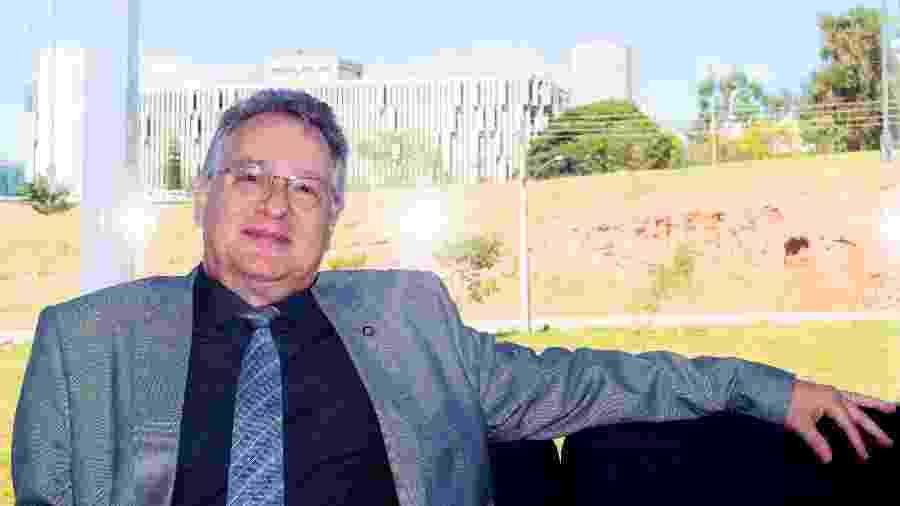 Roberto Leonel Oliveira Lima, presidente do Conselho de Controle de Atividades Financeiras (Coaf) - Diego Bresani/UOL