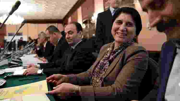 Partido da União Democrática (PYD) é a força dominante nas regiões curdas na Síria - AFP