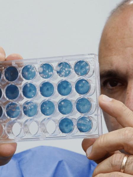 Rede criada por pesquisadores da USP permite que cientistas de todo o Brasil compartilhem insumos essenciais em meio à pandemia de coronavírus - Cecília Bastos/USP Imagens