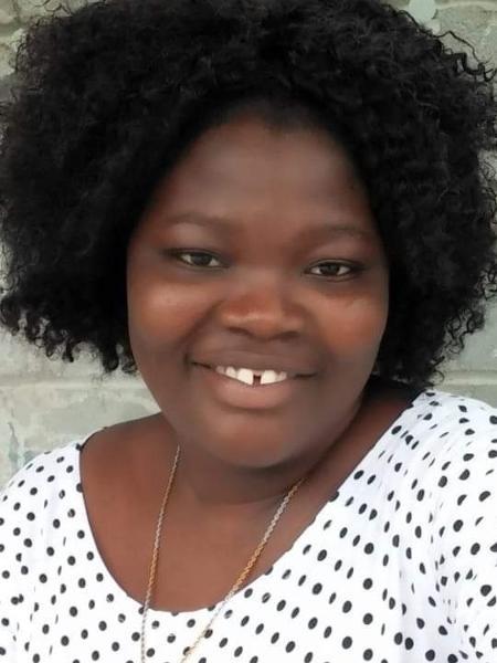 Joanneda Renaud, de 24 anos - Arquivo pessoal