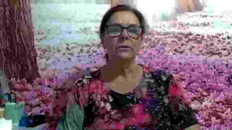 Dona Rosemary não consegue um exame para fechar um diagnóstico  - Arquivo Pessoal - Arquivo Pessoal