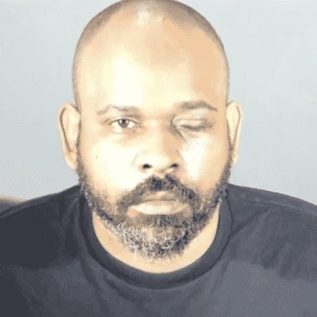 Umeir Corniche Hawkins é acusado de assassinato na Califórnia  - Reprodução / CBS Los Angeles