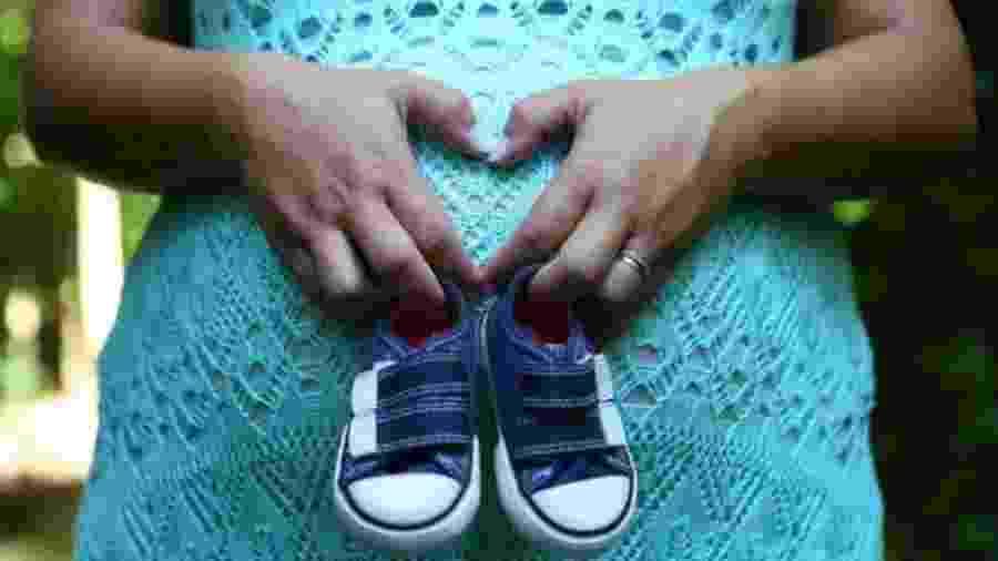 Centenas de milhares de mortes de bebês e mães podem acontecer como consequência da pandemia do coronavírus nos serviços de saúde - Getty Images