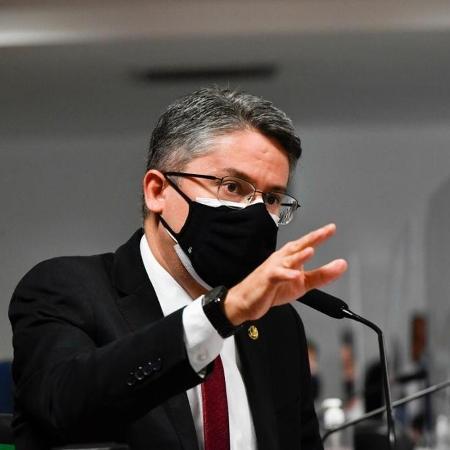 Senador Alessandro Vieira (Cidadania-SE) - Divulgação