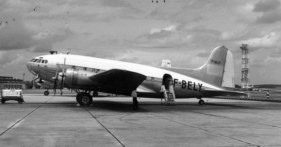 1938 - Boeing 307 Stratoliner