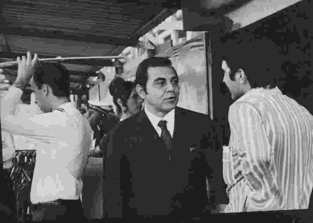 1969 - Pitanguy se tornou referência internacional em cirurgião plástica - Folhapress