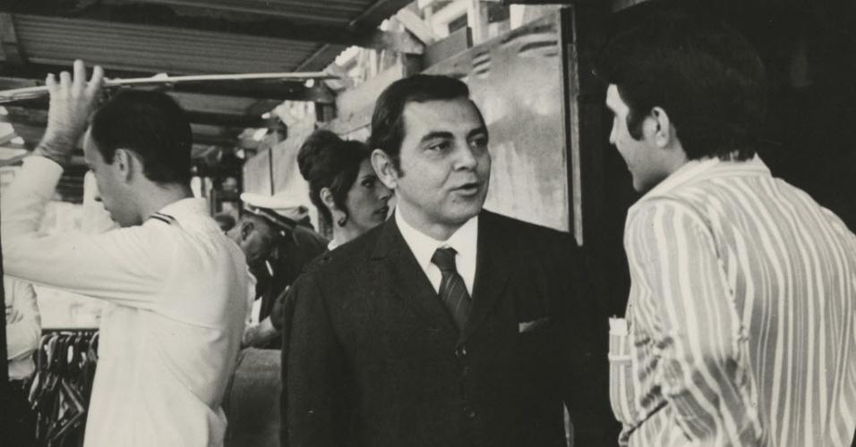 1969 - Pitanguy se tornou referência internacional em cirurgião plástica