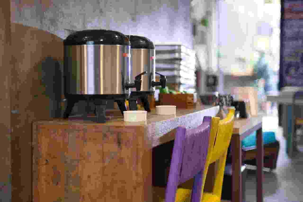 Lemni, café e coworking que cobra pelo tempo, em São Paulo - Rui Nagae/Divulgação