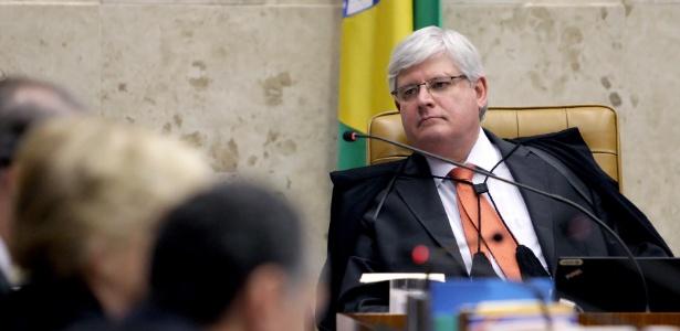 Procurador-geral da República participa de sessão no STF