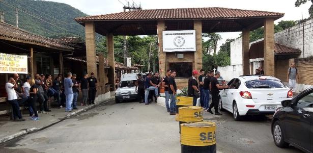 Complexo de Gericinó, em Bangu: saída temporária de presos pode ser dificultada