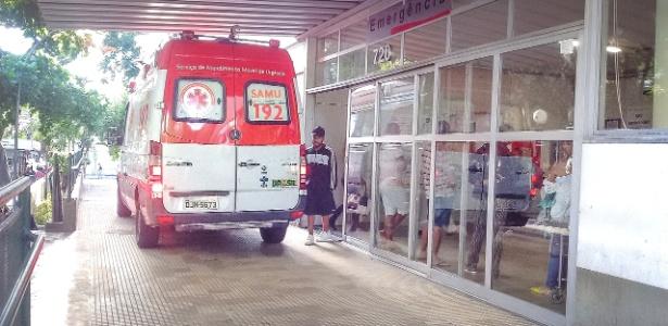Emergência do Hospital São Paulo