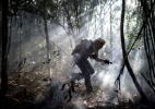 Após incêndio, Chapada dos Veadeiros ganha equipe de brigadistas e esportes de aventura (Foto: Ueslei Marcelino/Reuters)