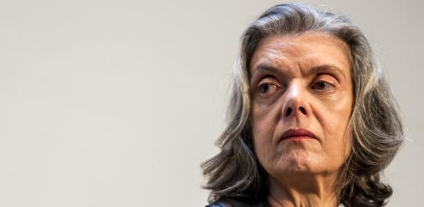 A ministra Cármen Lúcia diz não ceder à pressão para julgar prisão após 2ª instância