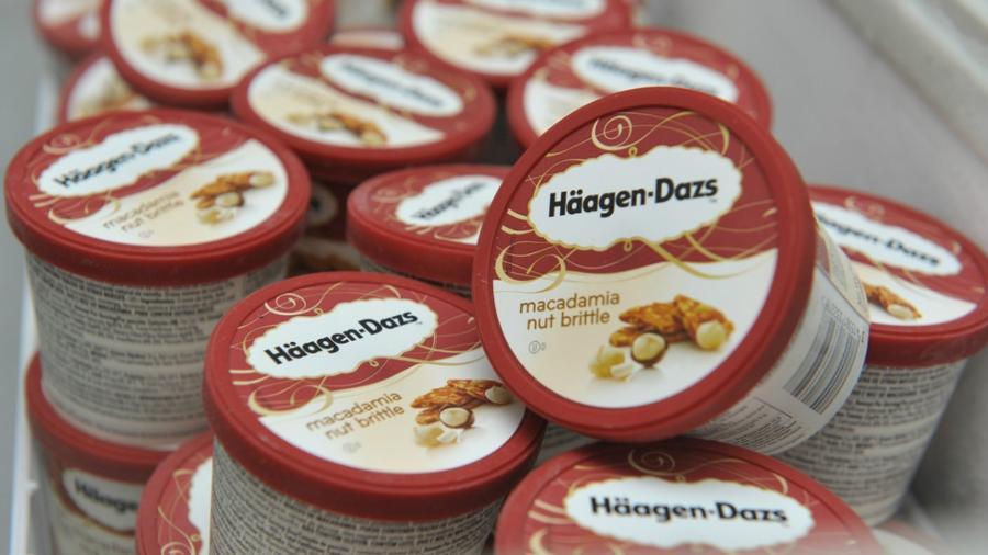 Häagen Dazs anunciou fechamento de suas oito lojas próprias no Brasil - Divulgação/Häagen Dazs