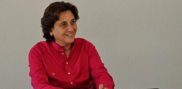 A candidata ao governo do DF Eliana Pedrosa (Pros)
