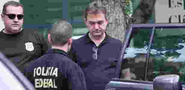 Joesley Batista foi preso na manhã desta sexta-feira - Willian Moreira/Futura Press/Estadão Conteúdo