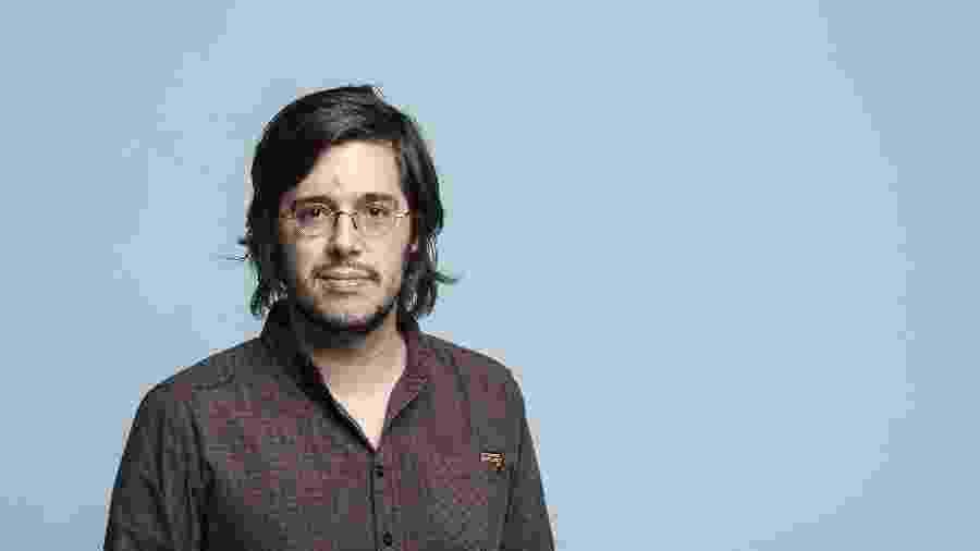 O economista e filósofo Joel Pinheiro - Eduardo Knapp/Folhapress