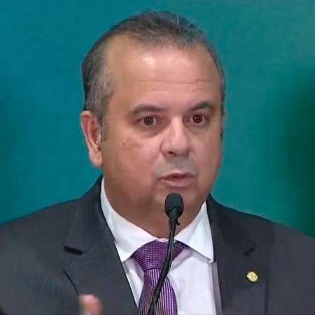 O secretário especial de Previdência e Trabalho, Rogério Marinho - TV NBR