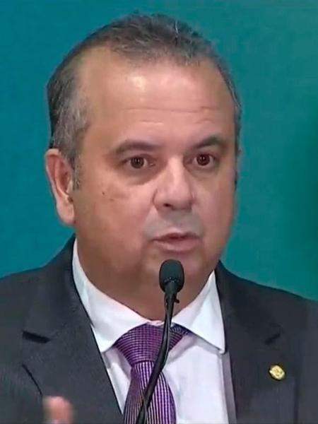 Rogério Marinho, secretário especial de Previdência e Trabalho - TV NBR