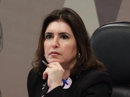 Podemos confirma apoio a Simone Tebet, mas libera senadores divergentes -  13/01/2021 - UOL Notícias