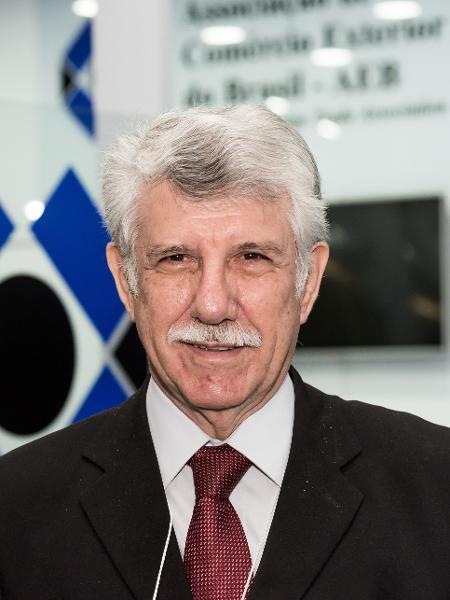José Augusto Castro, presidente da Associação Brasileira de Comércio Exterior do Brasil AEB - Erik Barros Pintos/AEB