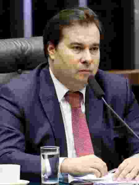Rodrigo Maia (DEM-RJ), presidente da Câmara dos Deputados - Luis Macedo/Câmara dos Deputados