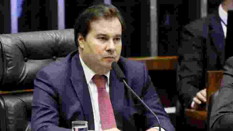 Segundo Rodrigo Maia (DEM-RJ), decisão foi feita em conjunta com líderes da Casa - Luis Macedo/Câmara dos Deputados