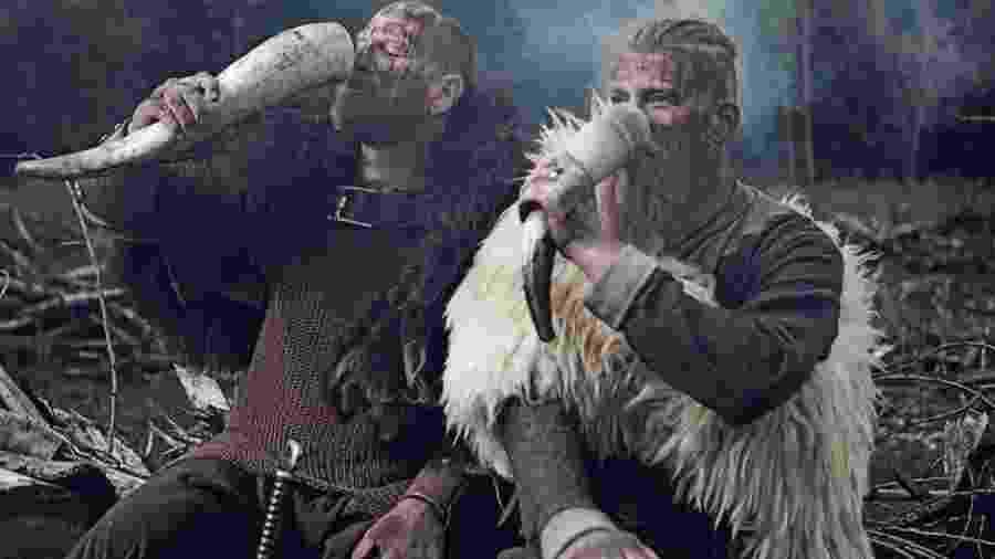 O consumo de um chá alucinógeno pode explicar a lendária ausência de medo dos guerreiros vikings - iStock