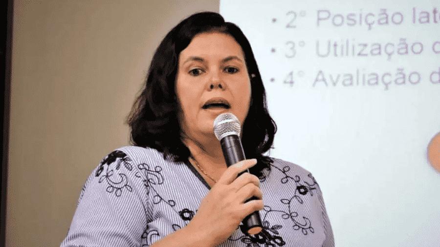 Beatriz Busch, secretária de Saúde do Rio de Janeiro - Reprodução